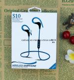 Oortelefoons van uitstekende kwaliteit van de Hoofdtelefoons van Bluetooth van de Sport van het in-oor de Draadloze StereoV4.1 voor iPhone