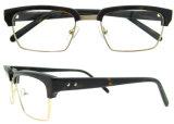 Marco óptico del acetato de los marcos de las lentes del OEM del acetato hecho a mano de Eyewear