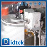 Didtek는 A105n 3PCS 압축 공기를 넣은 포이 공 벨브를 위조했다