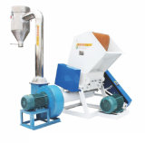 송풍기 지류 플라스틱 쇄석기 기계