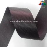 Tessitura di nylon della saia speciale del Brown del caffè da 2 pollici per i sacchetti