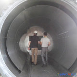 2500X6000mm CE Aprovado Medical Field Composite Reaction Pressure Vessel