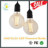 Grosse dekorative Standardbirne 4With6With8W der Birnen-LED G40/G125