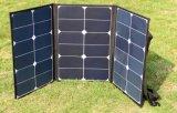 Панель солнечных батарей Sunpower 50W заряжателя компьтер-книжки солнечная складная