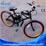 kit del motore della bici motorizzato 48cc del motore a gas della benzina della bicicletta 2-Stroke