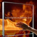 стекло пожара 42mm анти- и дверка топки стекла двойного/одиночного пожара Rated