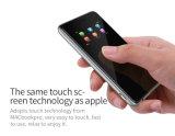 Mini telefone móvel da tela de alta resolução por atacado do toque de H3 TFT
