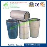 Elemento de filtro industrial do ar da coleção de poeira de Ccaf