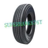 El acoplado cansa la marca de fábrica 295/75r22.5 11r22.5 de Superhawk