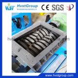 Trinciatrice gemellare della gomma dell'asta cilindrica per il riciclaggio della macchina della gomma