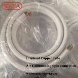 Kupfernes Isolierrohr mit Kräuselung von Reta