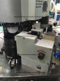 Máquina para hacer punto automatizada para los calcetines con la conexión de los dispositivos