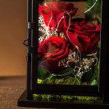 Regalo de la flor de la promoción para la Navidad del cumpleaños de la tarjeta del día de San Valentín