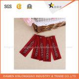 Стикер бумаги одежды способа напечатал бирку Hang ткани печатание ярлыка