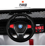 Véhicule rouge neuf de jouet avec le vert à piles LC-Car-067 à télécommande/de gosses jouet de véhicule