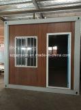 Полуфабрикат низкой получки многофункциональная передвижная/Prefab дом в Китае