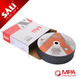 Истирательный супер самый лучший диск вырезывания нержавеющей стали качества