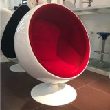 Eero Aarnio 계란 깍지 공 의자