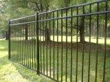 Rete fissa rivestita del ferro saldato della polvere di Ce/SGS Interpon per il giardino, la piattaforma ed il balcone