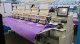 Máquina de bordar de cabeça de Wonyo 4 para T-shirt de boné Meias lisas Borda de lantejouro Bordado de perfuração Melhor preço na Índia