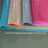 Tissu en cuir d'unité centrale Synethetic de quatre couleurs