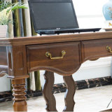 家庭内オフィスの家具(AS809)のための米国式の木の事務机