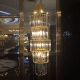 Ronde Manier en Moderne de tegenhangerLamp van het Kristal met Hotel