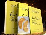 Círculo oscuro de las máscaras de ojo del oro de Hanfen que quita la máscara de ojo del colágeno de la crema hidratante de la Anti-Arruga del Anti-Puffiness