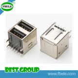 Conector USB Fbusba2-116 Conector macho USB Conector elétrico F (FBELE)