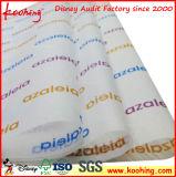 Logotipo personalizado envolviendo un pañuelo de papel para embalaje de regalo