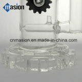 Tubulação de fumo dos produtos vidreiros com a tubulação de água do Percolator da abóbada (AY012)