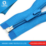 # 3 Plastic Stopper Open End Zipper Auto Lock Nylon Zipper