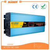 Suoer Frequenz photo-voltaischer 1000W Gleichstrom 24V Sinus-Wellen-Inverter zum Wechselstrom-220V (SON-SUW1500VA)