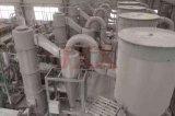 電池材料の乾燥のための回転の気流乾燥器