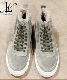 Diepe Openning die Toevallige Schoenen Comfortabel verwarmt (cas-050)