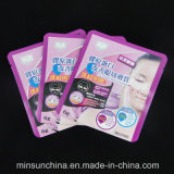 3 Sides Sealed Plastic Cosmetic Packaging Bag