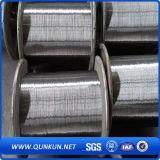 ステンレス鋼の販売のプリーツをつけられた編まれた金網