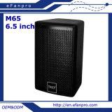Vente chaude système de haut-parleur professionnel de contact de salle de conférence de woofer de 6.5 pouces petit pour l'hôpital (M65 - TACT)