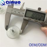 Costume 15 de Qinuo, 25, copos plásticos pequenos da sução do parafuso do PVC de 30 milímetros