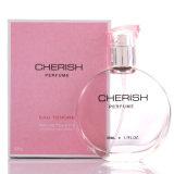 50ml Dame Perfume van de Flessen van het Glas van de Bloem GLB van de Reeks van het Midden-Oosten Langdurige Roze Natuurlijke Mooie