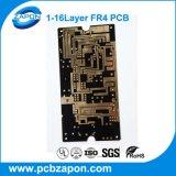 China-Fertigung-gedruckte Leiterplatte 94V0 Fr-4 doppelte mit Seiten versehene gedruckte Schaltkarte