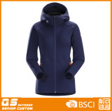 여자의 Powerfleece 긴 소매 온난한 재킷