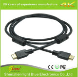 Кабель раковины 1.4/2.0 4K/2160p HDMI металла заплетения высокого качества Nylon