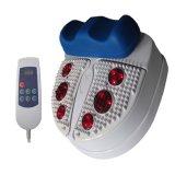3-in-1 oscilación Massager de la vibración con infrarrojos