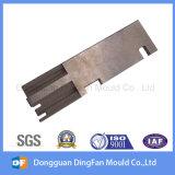 Aangepaste CNC die de Delen van het Metaal van het Deel voor de Vorm van de Injectie machinaal bewerken