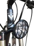 Indicatore luminoso chiaro eccellente della testa della dinamo della bicicletta per la bici (HDM-021)