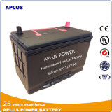 Baterias acidificadas ao chumbo N70 da potência de Stronge auto para o mercado de República dos Camarões