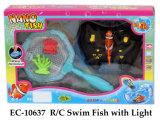 Het grappige Stuk speelgoed van de Tank van Vissen B/O en van Vissen