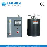 Appareil de contrôle de caractéristiques de rouille d'huile de graissage pour d'huile minérale inhibé