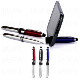 Stylus Stylet 4en1 Lampe-stylo avec lampe de poche (17-1BD304-1)